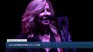 Country Singer Julianne Ankley