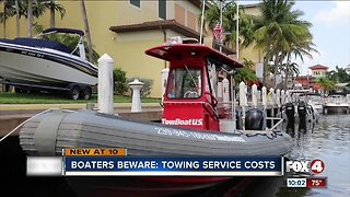 Cape Coral man claims boat towing service cost him thousands