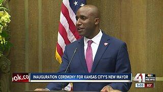 Quinton Lucas sworn in as KCMO mayor