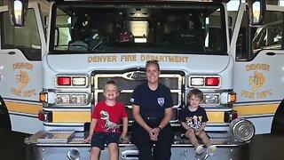Denver Fire Lieutenant makes history
