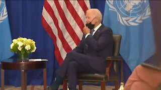 Biden Refuses To Answer Questions About His Border Crisis