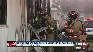 Neighbors say couple killed in North Fort Myers fire