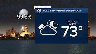 7 First Alert Forecast 5 p.m. Update, Thursday, June 24