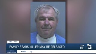 Family fears killer may be released