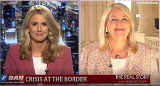 The Real Story - OANN AZ Border Emergency with Rep. Debbie Lesko