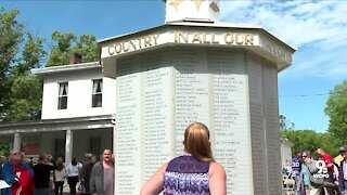 Missing Loveland WWII monument found, restored after 66 years