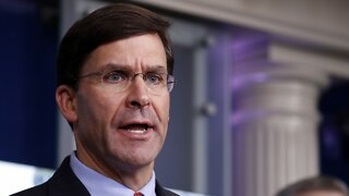 Defense Secretary Pushes Back On Trump's Policy Proposals