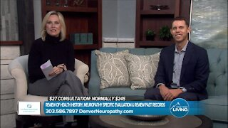 Front Range Medical Center // Neuropathy Help & Medical History Evaluation
