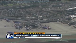 Transportation Concerns Slowing Airport Expansion