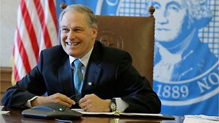 Jay Inslee Is Running On Climate Change