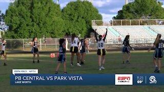 Palm Beach Central upsets Park Vista
