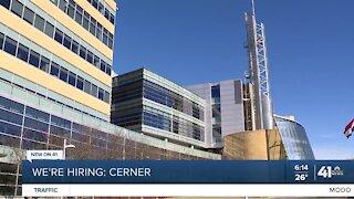 We're Hiring: Cerner