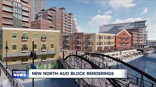 A glimpse of what the North Aud Block could look like