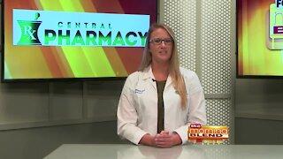 Central Pharmacy - 1/20/21