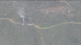 RAW VIDEO: Scene of CA helicopter crash killing Kobe Bryant, 4 others