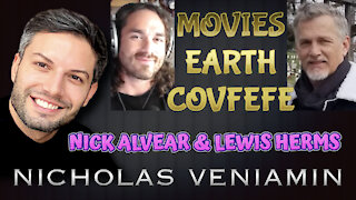 Nick Alvear & Lewis Herms Discusses Movies, Earth and Convefe with Nicholas Veniamin