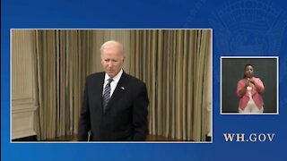 Biden Confirms He Hasn't Confronted China On COVID Origins