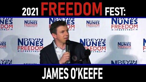 2021 Freedom Fest: James O'Keefe