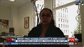 Kern County Housing Emergency