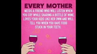 Every mother needs a friend [GMG Originals]