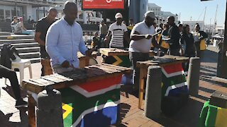 SOUTH AFRICA - Celebrating Africa Day (d3W)