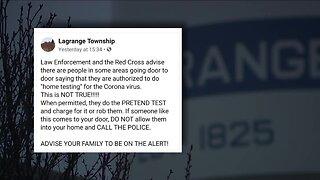 Lorain Co deputies warn of fake coronavirus posts and scams