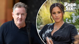 Piers Morgan dubs Meghan Markle 'Princess Pinocchio' in latest attack