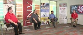 Las Vegas health experts discuss COVID-19