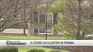 'Cluster' of COVID-19 cases discovered at Parma nursing home