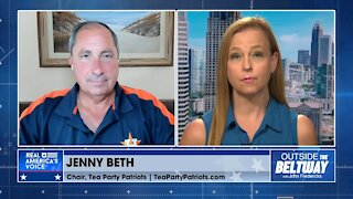 Jenny Beth Martin talks about the TPP rally on 7/27 supporting the people of Cuba