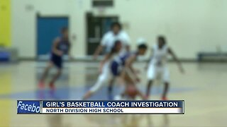 """Milwaukee high school girls basketball coach fired for """"inappropriate relationship"""" with student"""