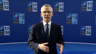 NATO Secretary General doorstep statement at NATO Summit