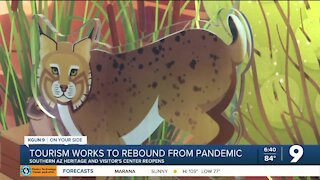 Southern Arizona tourism works to rebound from pandemic