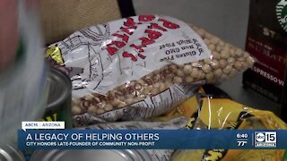 Founder of Tempe Community Action Agency honored