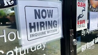 Latest job numbers are underwhelming