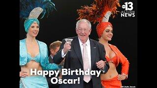 Happy Birthday Oscar Goodman