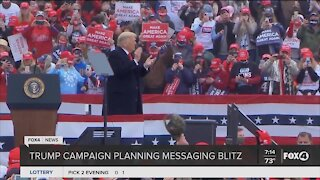 Trump campaign planning to contest election