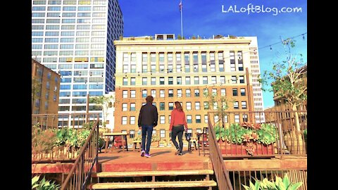 The Mandel Lofts Apartments Downtown Los Angeles