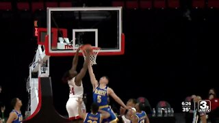NU MBB vs. McNeese State Highlights