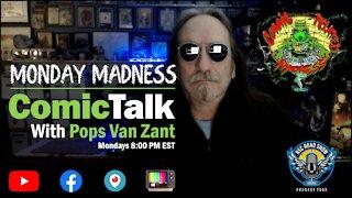 Monday Madness with Pops Van Zant 2-22-21