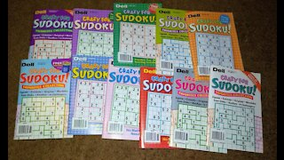 Sudoku Puzzles for Sale
