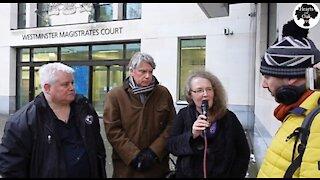 Jeff Wyatt Westminster Magistrates Court 8.2.21