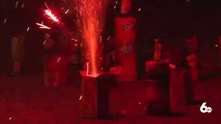 Fire officials urge extreme caution with fireworks this holiday weekend
