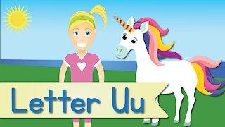 Letter U Song