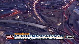 Drivers adjusting to Project Neon's major changes
