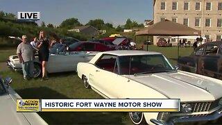 Historic Fort Wayne Car Show