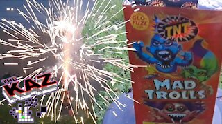 Mad Trolls Fireworks