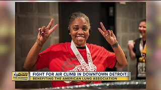 Fight for Air Climb Detroit