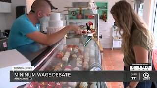 Workers, business owners and economists split on $15 minimum wage increase