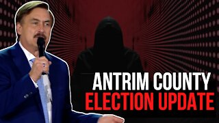 BREAKING: Antrim County Update & mike Lindell is Coming To Michigan